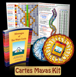 Cartes Mayas Kit