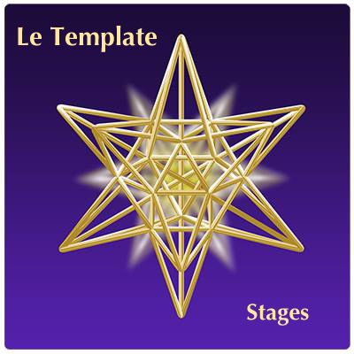 Le Template : Stages 2018