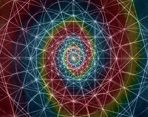 Spirales dans le Temps et l'Espace