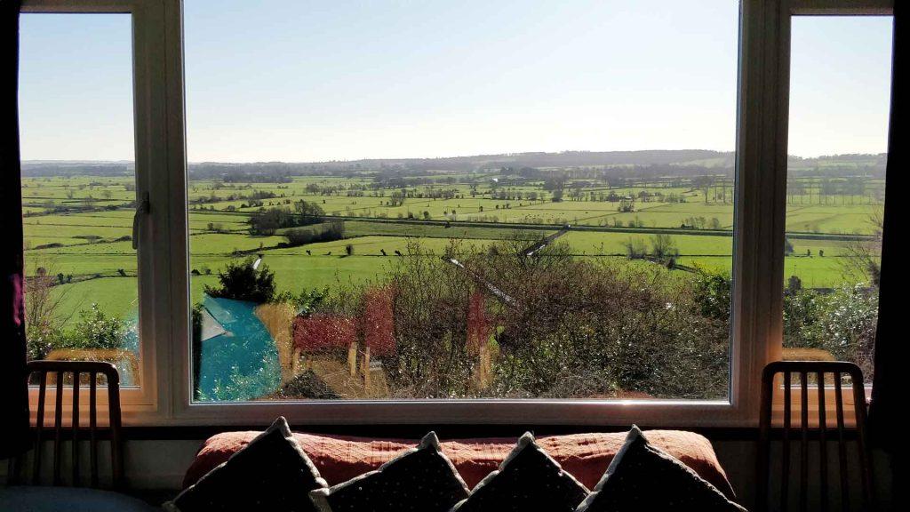 Stargaia Retreat Landscape Views