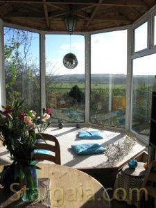 Stargaia Glastonbury Accommodation