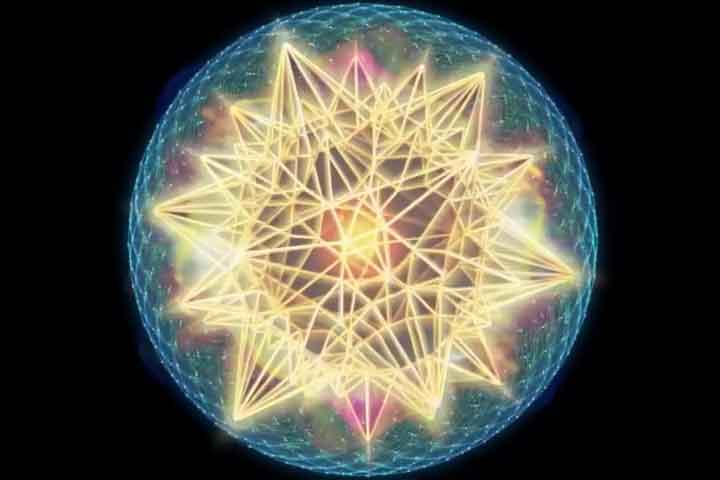 The Template Circuitry Sacred Geometry Video